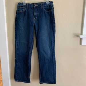 Arizona Jeans Co. Relaxed Fit Denim Jeans 18 Husky